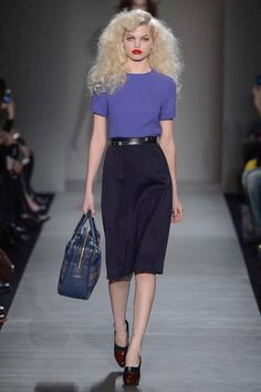 A 70s-inspired workwear idea from Marc by Marc Jacobs