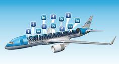 KLM Lets You Choose Seatmates Based On Facebook And LinkedIn Profiles.