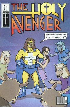 SUPER (The Holy Avenger)