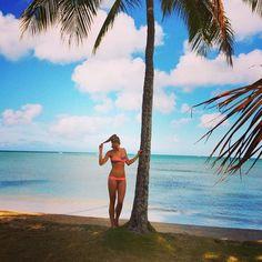 Happy 4th of July from Hawaii! #eidon #eidonsurf #merica #4th #bikini #girl #palmtrees #water #beach #love #like #beachlife #beachbabe #beautiful #sun #sky #lifeisswell #livetravelsurf