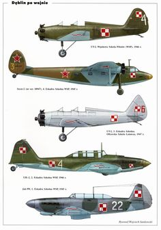 Polish Air Force 1945-47