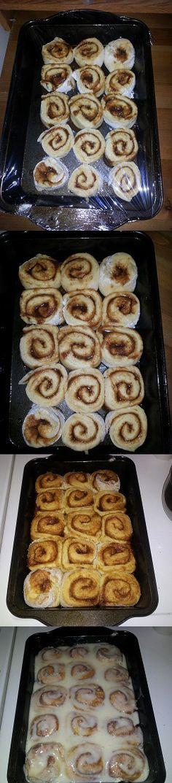 Flour: Sticky, sticky buns | Food - Breakfast | Pinterest