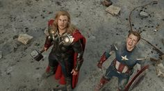 Doug's Take: 'The Avengers' is too much fun to nitpick at