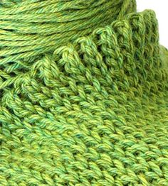 Good article on Slip Stitch Crochet - I love this stitch.