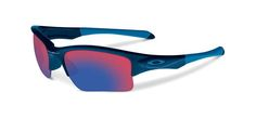 For serious young athletes, these junior Oakleys are made to take a beating on the field or the court and offer amazing protection.