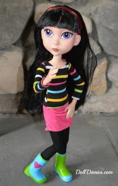 Doll of the Day – Tonner Toys Maudlynne