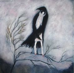 """Fledgling"" by Jeanie Tomanek"