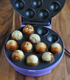 BabyCakes Cake Pop Maker with Cinnamon Rolls