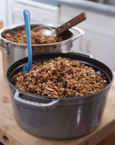 Almond & Coconut Granola