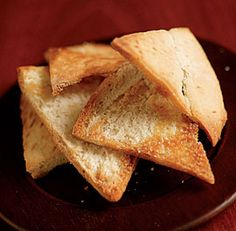 Pita Chips (Finals Crunch Finger Food Fête: Appetizer)