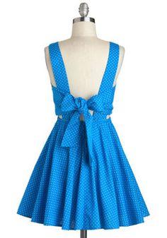 Sea and Santorini Dress, #ModCloth