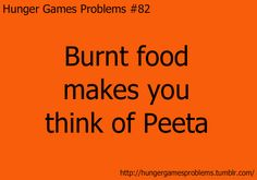 Peeta from the Hunger Games