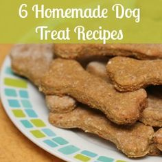 6 Homemade Dog Treat Recipes to Treat Your Pet to This Holiday