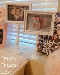 Candle holder Picture frame