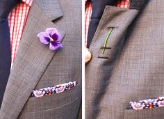 neat concept. could wear a flower whenever