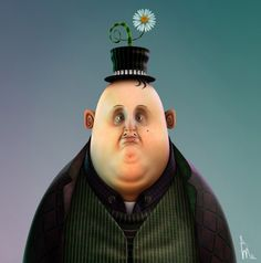 20 Most Funniest 3D character designs for your inspiration hats, galleries, inspiration, 3d character, charact design, 3d art, character design, blog, funniest 3d