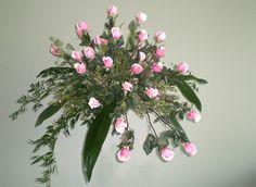 Casket Arrangements   Botanicals Design Studio (pt)   Unique Florals