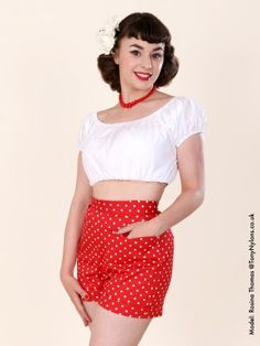 1950s Shorts From Vivien of Holloway