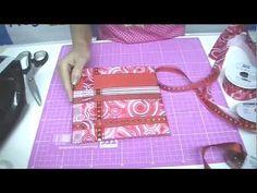 ▶ Fitas Progresso - Trançado de fitas para cartonagem - Clube de Artesanato - YouTube