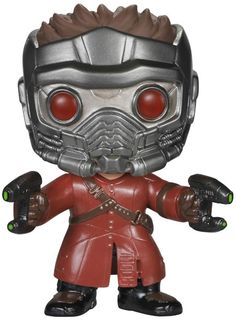 Guardians Of The Galaxy Star Lord Pop! Bobble - 550 points