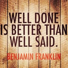 #Inspiration #Quote #Motivation #Benjamin #Franklin #Excuses #Fitness