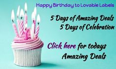Happy Birthday Lovab
