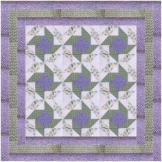 Whirligig patchwork quilt patterns from Ludlow Quilt and Sew