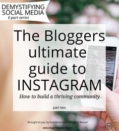 A bloggers guide to