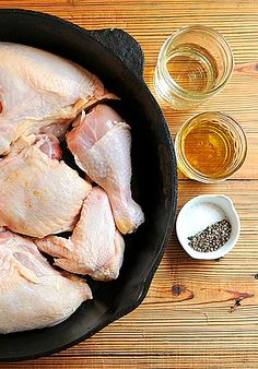 How to Roast Chicken in 30 minutes. It's easy!
