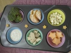 Muffin Tin Monday blog - cutest, most creative kids lunches ever!