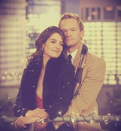 Barney & Robin (How I Met Your Mother)