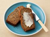 Best banana bread. Add 1 tsp vanilla to sugar/eggs mixture. Add blueberries for extra fruit when batter is all mixed.