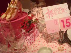 Decoración para fiesta de quince - Fifteen party decoration