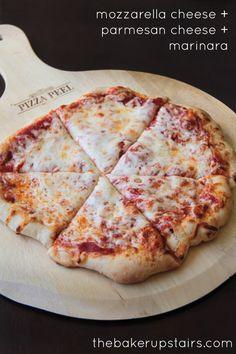 simple pizza crust