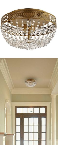 """""""They are beautiful and let off a lot of light. We get lots of compliments."""" -Home Depot customer stylistCarmal"""