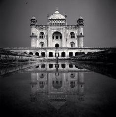 Safdar Jang, Study 1, Delhi, India
