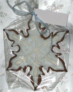 Glittered Cookies, Martha stewart