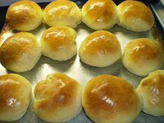 Mama's Pages: Easiest Home Made Rolls