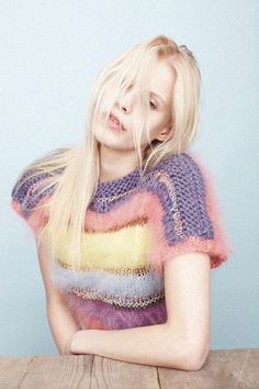 knit sweaters, pastel fashion, pastel colors