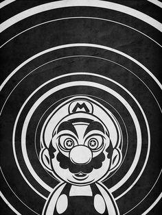 Super Mario is Full of Stars #nintendo #mario