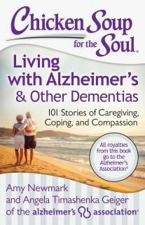 """Enter this giveaway for a chance to win a Paperback copy of """"Living with Alzheimer's & Other Dementias Book"""" from Chicken Soup for the Soul. Giveaway is open to US residents and ends 10/12/14 at 12 AM CST. Thanks!"""