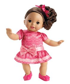 Mattel's Little Mommy Sweet As Me Hispanic Doll, $20
