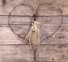 Rustic Jingle Bell Barbwire Heart. Christmas Decor by HorseShoeFever, $14.99 Country, Western, Cowboy, Cowgirl, Handcrafted, Barbed Wire Fencing, Ranch, Farm, Cabin, Barn, Stables