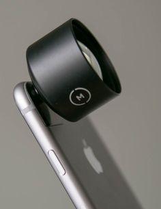Moment Lens' new 60 mm, 2x telephoto lens.