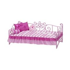Bed for Rapunzel