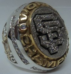 2010 San Francisco Giants Ring