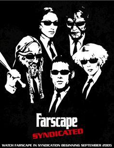 Farscape Syndicated by ratscape.deviantart.com on @deviantART