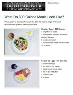 300 calorie meal 2