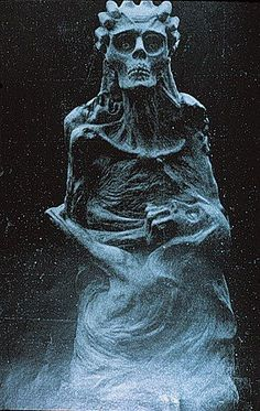 Vampires by Boleslaw Biegas #dark #black #darkness #creepy #night #Inspiration #scary #spooky #cursed #curse  #halloween
