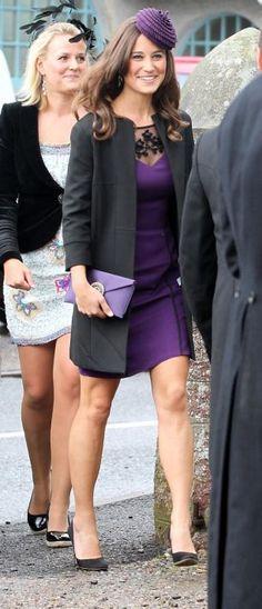 pippa in purple